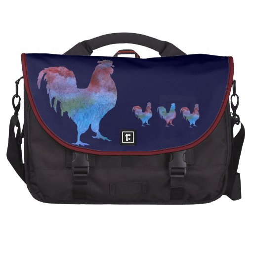 Roosters Commuter Bags