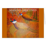 Roosters in the spotlight cards