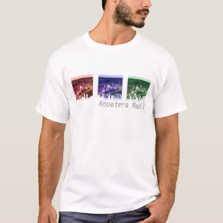 Roosters Rock! T-Shirt