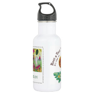 Root A Toot Tooty! with Watermelon Water bottle