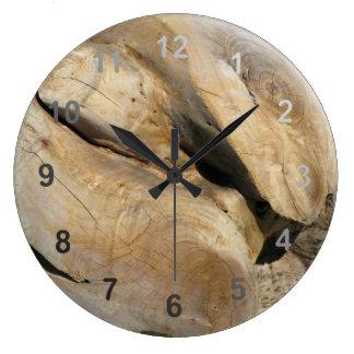 Root Ball Wall Clocks