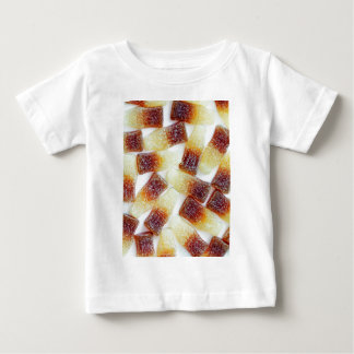 Root Beer Bottle Candy Print Baby T-Shirt