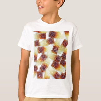 Root Beer Bottle Candy Print T-Shirt