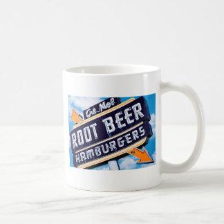 Root Beer Diner Retro Style Mug