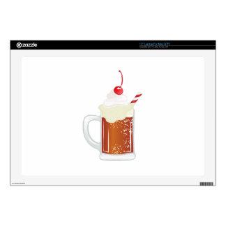 Root Beer Float Decals For Laptops