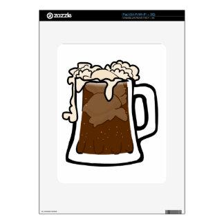 Root Beer Float iPad Skins