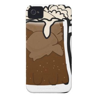 Root Beer Float iPhone 4 Case