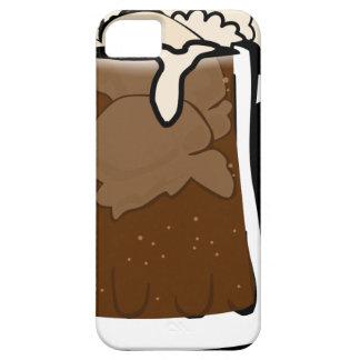 Root Beer Float iPhone SE/5/5s Case