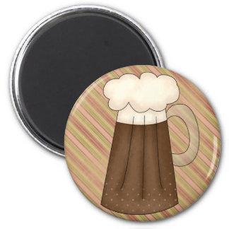Root Beer Float Magnet