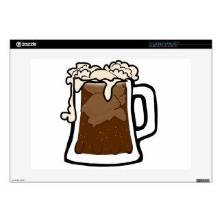 "Root Beer Float Skin For 15"" Laptop"