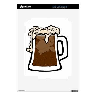 Root Beer Float Skin For iPad 2