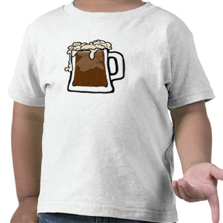 Root Beer Float T-shirts