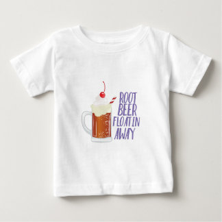 Root Beer Floatin Baby T-Shirt