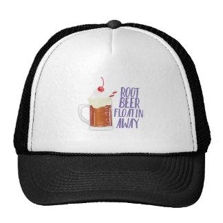 Root Beer Floatin Trucker Hat