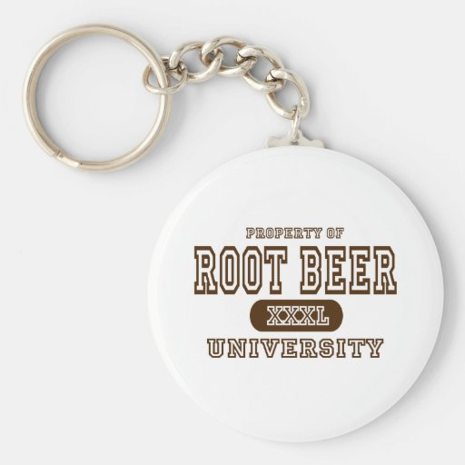 Root Beer Key Chains