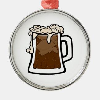 Root Beer Metal Ornament