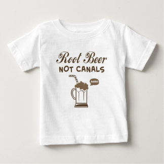 Root Beer Not Canals Baby T-Shirt