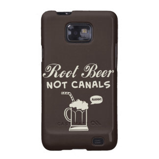 Root Beer Not Canals Galaxy SII Case