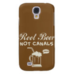 Root Beer Not Canals Galaxy S4 Covers