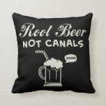 Root Beer Not Canals Pillows