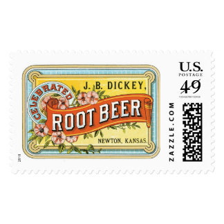 Root beer stamps