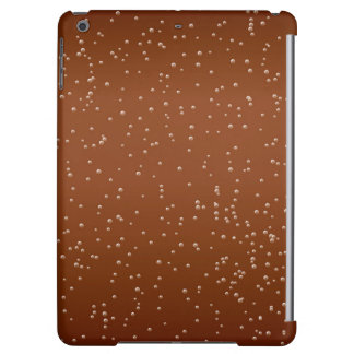 Root Beer with Tiny Bubbles Background Art iPad Air Cases