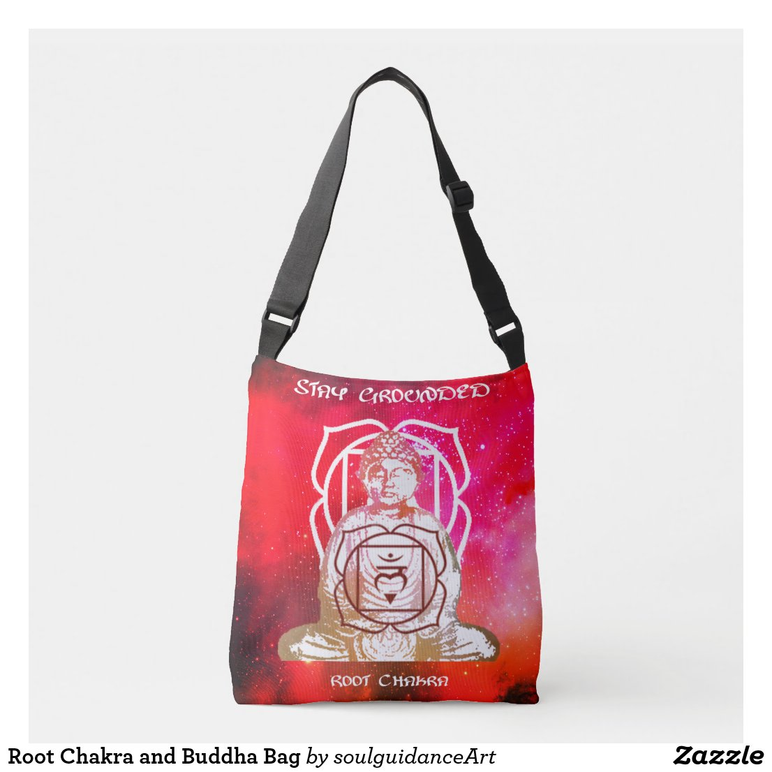 Root Chakra and Buddha Bag