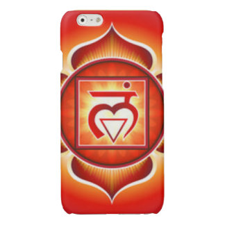 Root Chakra Glossy iPhone 6 Case