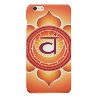 Root Chakra Glossy iPhone 6 Plus Case
