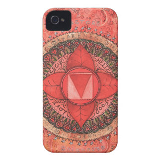 Root Chakra iPhone 4 Case
