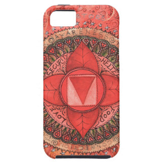 Root Chakra iPhone SE/5/5s Case