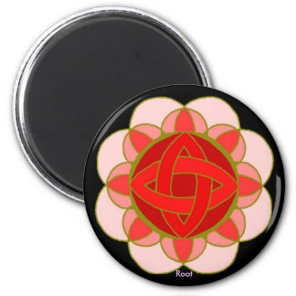 """Root Chakra"" Magnet"