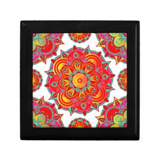 Root Chakra Mandala Gift Box