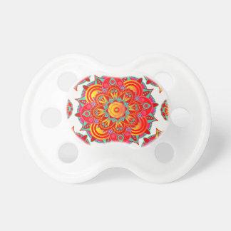 Root Chakra Mandala Pacifier