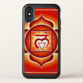 Root Chakra Speck iPhone X Case