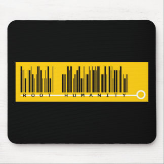 Root Humanity Mouse Pad