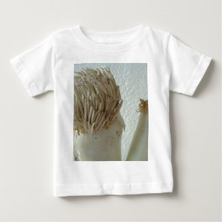 Root of Leek, Vegetables, Healthy Raw White Food Baby T-Shirt