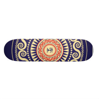 Root One RNC Skate Deck