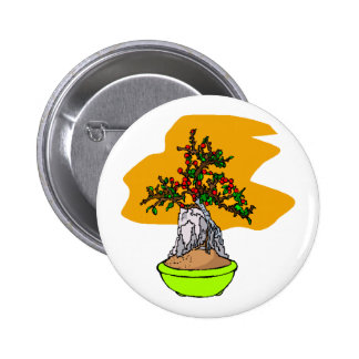Root Over Rock Berry Bonsai Graphic Image Buttons