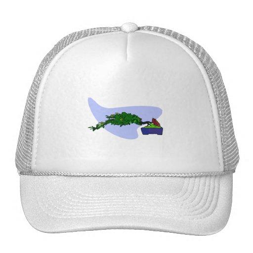Root Over Rock Bonsai Trucker Hat