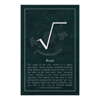 Root Poster