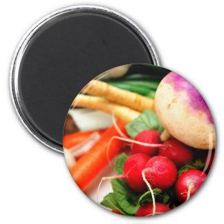 Root Vegetables Magnet