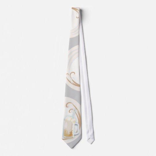 Rootbeer Float Tie