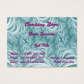 Rooted Chubby Business Card