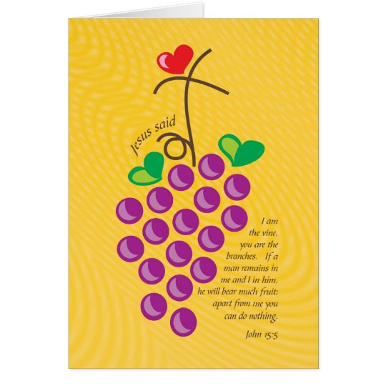Rooted in Jesus Card