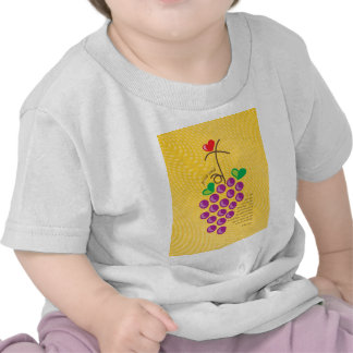 Rooted in Jesus T Shirt