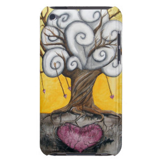 """""""Rooted in Love"""" iPod Touch Case"""