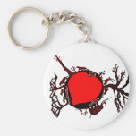 Rooted In Love Keychain