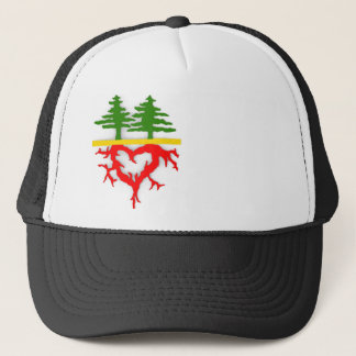 Rooted In Love Trucker Hat