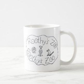 ROOTHY'S ZOO THREE FRIENDS by Ruth I. Rubin Mugs